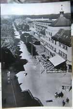 Bosnia and Herzegovina Banja Luka Marchal Tito's Street RPPC - unposted
