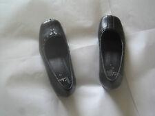 Zapatos señoras – 'Clarks' – Negro – Talla 4.5