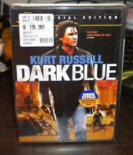 New Sealed Dark Blue (DVD, 2003, Widescreen  Full Frame)j1 Ving Rhames