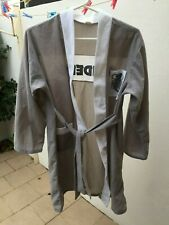 Vintage LA Oakland Raiders 70s Dressing Gown Bathrobe S NFL