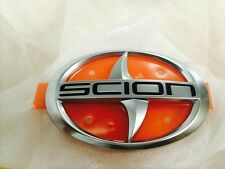 GENUINE SCION FRS FRONT GRILLE FACTORY EMBLEM BRAND NEW OEM PART SU00303217