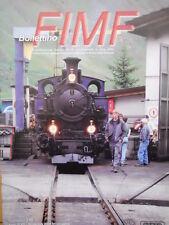 Bollettino treni FIMF n°290 [TR.33]