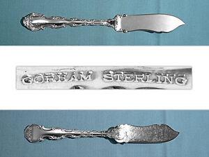 "Details about  /GORHAM STRASBOURG STERLING HH BUTTER SPREADER 6 1//8/""/"" NO MONOGRAM"