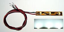 LED modelo de casa iluminación Weiss 8-16v AC y DC regulable universalmente