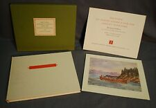 SKETCHES IN AMERICA AND THE OREGON TERRITORY 1970 w/ XTRA PRNT, HC W/ SLPCSE