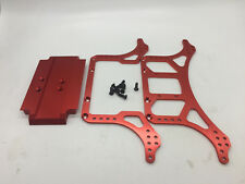 Alloy Chassis Frame For 1/10 AXIAL AX10 AX30505 AX30504 Rock Crawler Rc Car NEW