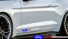 Ford Performance Logo Vinyl Decal Sticker for Mustang Fusion Focus Taurus