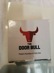 The Door Bull ~ Home Security Barricade Lock Out Device ~ NEW