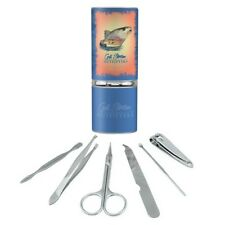 Gulf Stream Outfitters Red Snapper Fish Manicure Pedicure Grooming Travel Kit