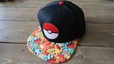 NWT Original Snapback Pokemon Hat