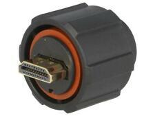 1 X Connettore CHP001 HDMI Maschio Spina;;;; Placcato Oro Dritta; la saldatura
