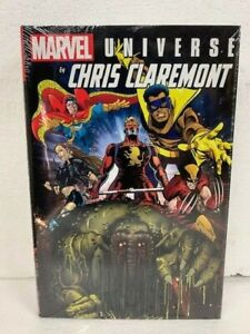 MARVEL UNIVERSE BY CHRIS CLAREMONT OMNIBUS Hardcover HC - NEW MSRP $125