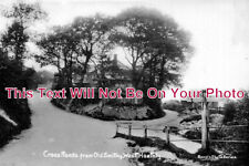 SP 68 - Cross Roads From Old Smithy, West Hoathly, Sussex - 6x4 Photo
