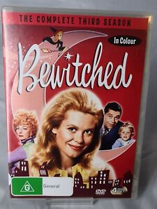 Bewitched : Season 3 DVD