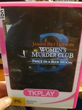 James Patterson - Women's Murder Club -Twice in a Blue Moon - PC GAME-FREE POST*