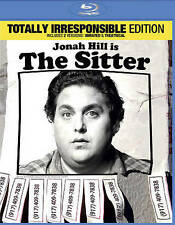 BLU-RAY The Sitter (Blu-Ray) NEW Jonah Hill