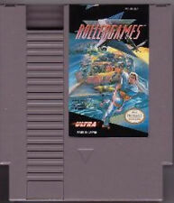 ROLLER GAMES ROLLERGAMES with cosmetic flaws ORIGINAL NINTENDO GAME NES HQ