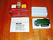 Metz Mecalux 10 - Servo Flash Trigger in Orig. Box - MINT
