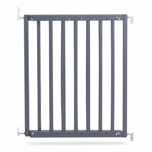 Geuther Türschutzgitter Treppenschutzgitter Kindersicherung 63-103,5cm Grau