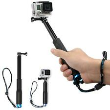 Waterproof Handheld Monopod Tripod Selfie Stick Pole For Gopro Hero 4 3+ SJ4000