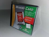 NEW 256K PERFORMANCE MEMORY CARD FOR NINTENDO 64 N64 WITH STORAGE CASE  i35
