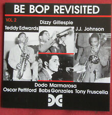 BE BOP REVISITED    CD  VOL 2   GILLEPSIE  EDWARDS  ETC