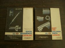 NOS Original 1964 Ford Dealer Ready Reference Parts Book Fairlane Galaxie Falcon