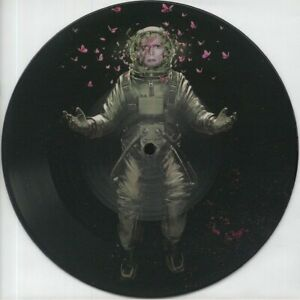 DAVID BOWIE - SPACE ODDITY - 7'' 45 RPM LIMITED EDITION PICTURE DISC