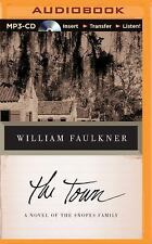 Snopes Trilogy: The Town : A Novel of the Snopes Family 2 by William Faulkner...