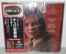 SACD DVORAK - CELLO CONCERTO - DU PRE - JAPAN TOGE-12019