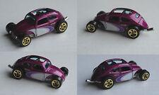 Hot Wheels – VW Käfer Custom fliedermetallic
