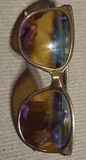 VUARNET SUNGLASSES BLACK FRAMES AUTHENTIC GLASS LENSES VINTAGE SKI MADE FRANCE