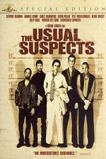 The Usual Suspects (Special Edition) DVD BRAND NEW!!