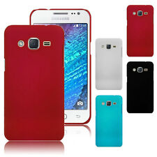 Hard Plastic Rubberized Matte Back Case Cover For Various Samsung Galaxy Phone