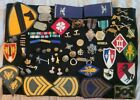 Vintage+WW2-VIETNAM+Era+Lot+US+Army%2C+Air+Force%2CEtc.+Military+pins+badges+medals+