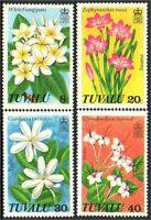 Tuvalu Flowers MNH ** (11)