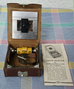 Zeiss Ikon Super Ikonta B / BX Color Adapter for 35mm Film on Kodak 828 spool