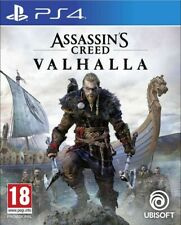 Assassin's Creed Valhalla - PS4 📥