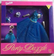 Raro e stupendo abito Party Dazzle Barbie anni 80/90 nuovo e perfetto.