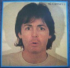 PAUL McCARTNEY II UK EMI Parlophone GATEFOLD PLAYS NEAR MINT Beatles Rock Pop