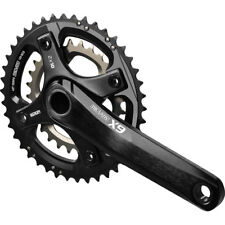 SRAM Truvativ X9 2x10 Speed MTB Crankset 26/39 x 175mm Black/Grey