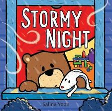 Stormy Night by Salina Yoon (2016, Board Book)