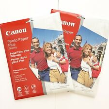 Cannon Photo Paper Plus Glossy 40 sheets