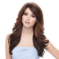 Topmodel Style - Wunderschöne hochaktuelle lange Perücke