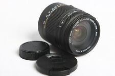 Sigma DC 3,5-6,3/18-250 Macro HSM Lens Optical Stabilizer Nikon AF-S