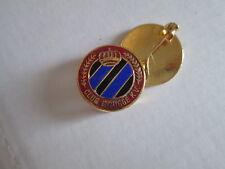 a5 BRUGGE FC club spilla football calcio foot pins broches belgio belgium