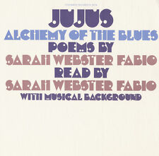 Sarah Webster Fabio - Jujus Alchemy of the Blues [New CD]