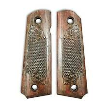 Browning 1911 22 & 380 Wood Grips - Classic