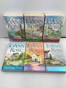 Lot Of 6 Shelter Bay Series Joann Ross Romance Novels Paperback Book