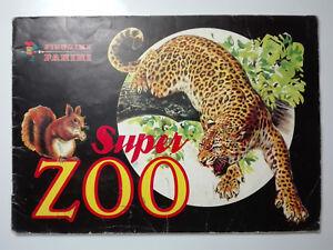 Album Super ZOO 1977 PANINI non completo - figurine panini modena